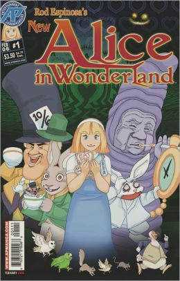 Rod Espinosa's New Alice in Wonderland #1