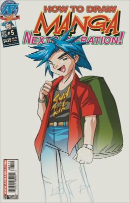 How to Draw Manga Next Generation #5