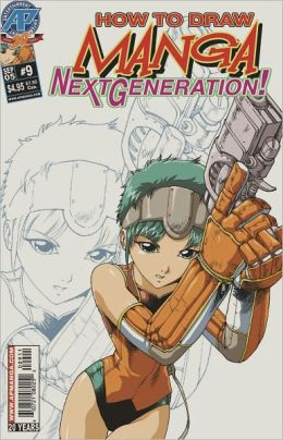 How to Draw Manga Next Generation #9
