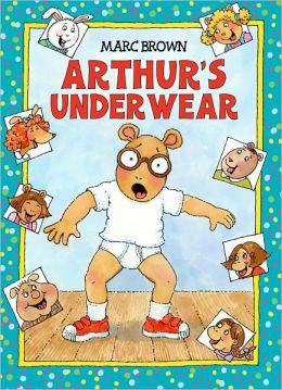 Arthur's Underwear (Arthur Adventures Series)