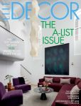 Book Cover Image. Title: Elle Decor - US edition, Author: Hearst