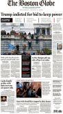 Book Cover Image. Title: The Boston Globe, Author: Boston Globe Media Partners LLC