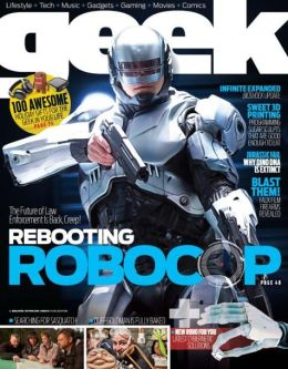 Geek - Issue 10