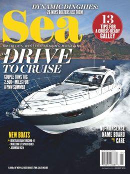 Sea Magazine - January 2014