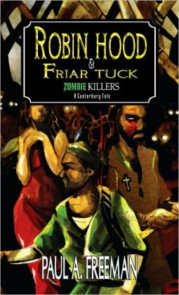Robin Hood and Friar Tuck: Zombie Killers