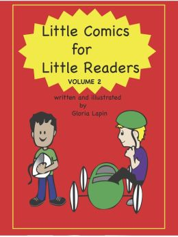 Little Comics for Little Readers Volume 2