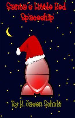 Santa's Little Red Spaceship
