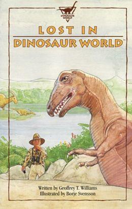 Lost in Dinosaur World