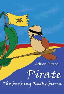 Pirate: The barking Kookaburra