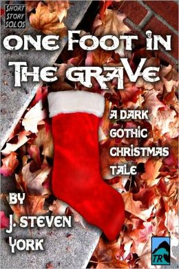One Foot in the Grave-A Holiday Short Short Story