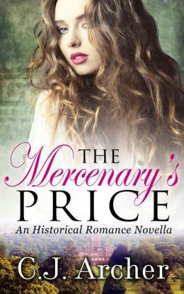 The Mercenary's Price ( Historical Romance Novella)