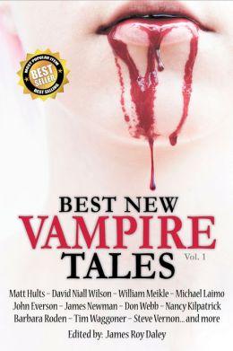 Best New Vampire Tales (Vol. 1)