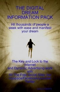 THE DIGITAL DREAM INFORMATION PACK 1