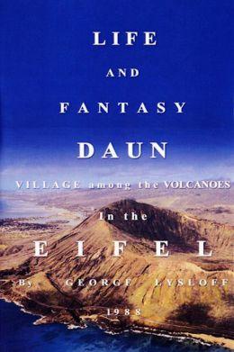 Daun Village Among the Volcanoes in the Eifel
