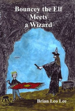 Bouncey the Elf Meets a Wizard