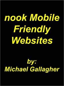 nook Mobile Friendly Websites