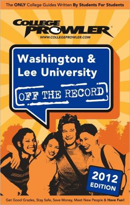Washington & Lee University 2012