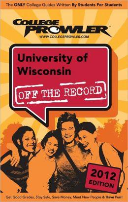 University of Wisconsin 2012