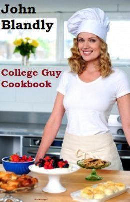 College Guy Cookbook