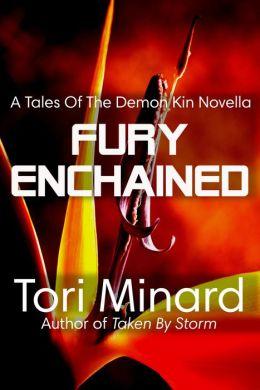 Fury Enchained: Demon Kin #2