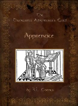 Apprentice, The Darkwater Adventurers Guild, Vol 1