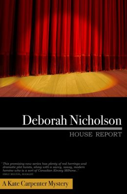 House Report, A Kate Carpenter Mystery