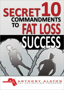 Secret 10 Commandments to Fat Loss Success