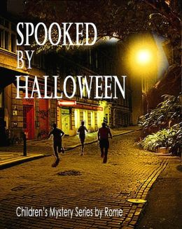 Spooked by Halloween: Children's Mystery Series