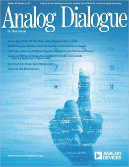 Analog Dialogue, Volume 45, Number 2