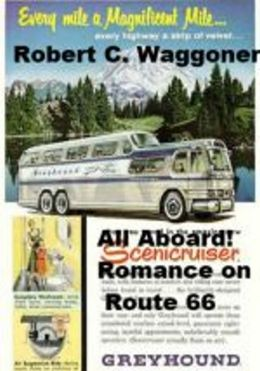 All Aboard! Romance on Route 66