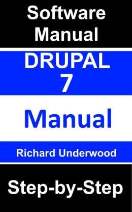 Drupal 7 Manual