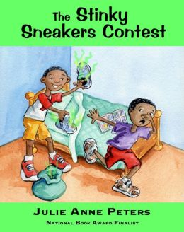 The Stinky Sneakers Contest