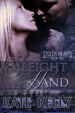 Sleight Of Hand, Book One, Stolen Hearts, Romantic Suspense