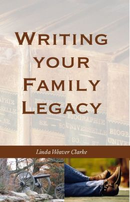 Writing Your Family Legacy