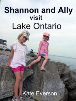 Shannon and Ally visit Lake Ontario