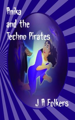 Anika and the Techno Pirates 2nd in the series