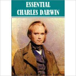 Essential Charles Darwin (8 books)