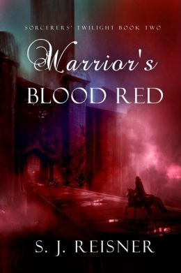 Warrior's Blood Red (Adventure Fantasy)