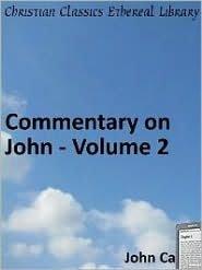 Commentary on John - Volume 2
