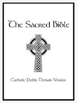 Holy Bible Catholic Public Domain Version