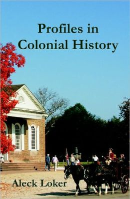 Profiles in Colonial History