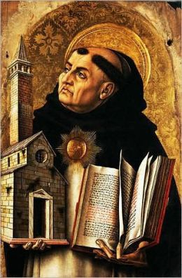 St. Thomas Aquinas: 