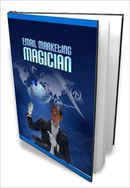 E-mail marketing magician