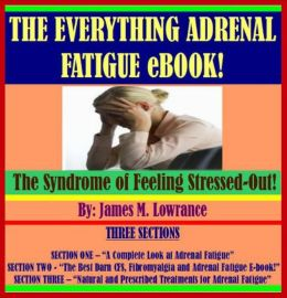 The Everything Adrenal Fatigue eBook!