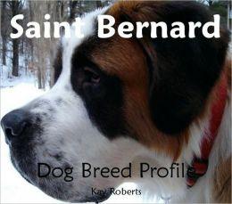 Saint Bernard Dog Breed Profile