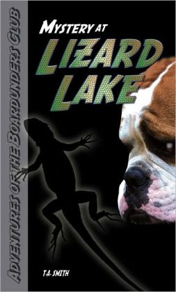 Mystery at Lizard Lake (For fans of Jeff Kinney, James Patterson, and Franklin W. Dixon)