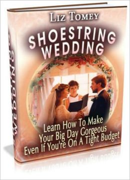 Shoestring Wedding