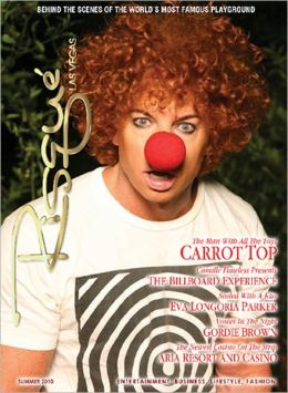 Risque Las Vegas Entertainment Carrot Top