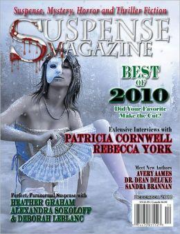 Suspense Magazine December 2010