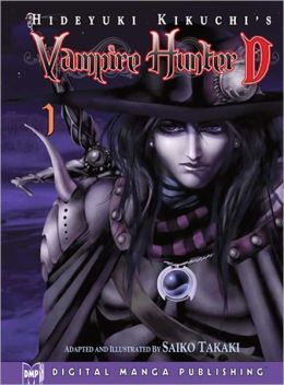 Hideyuki Kikuchi's Vampire Hunter D Manga Series, Volume 1 (Part 2 of 2) - Nook Edition